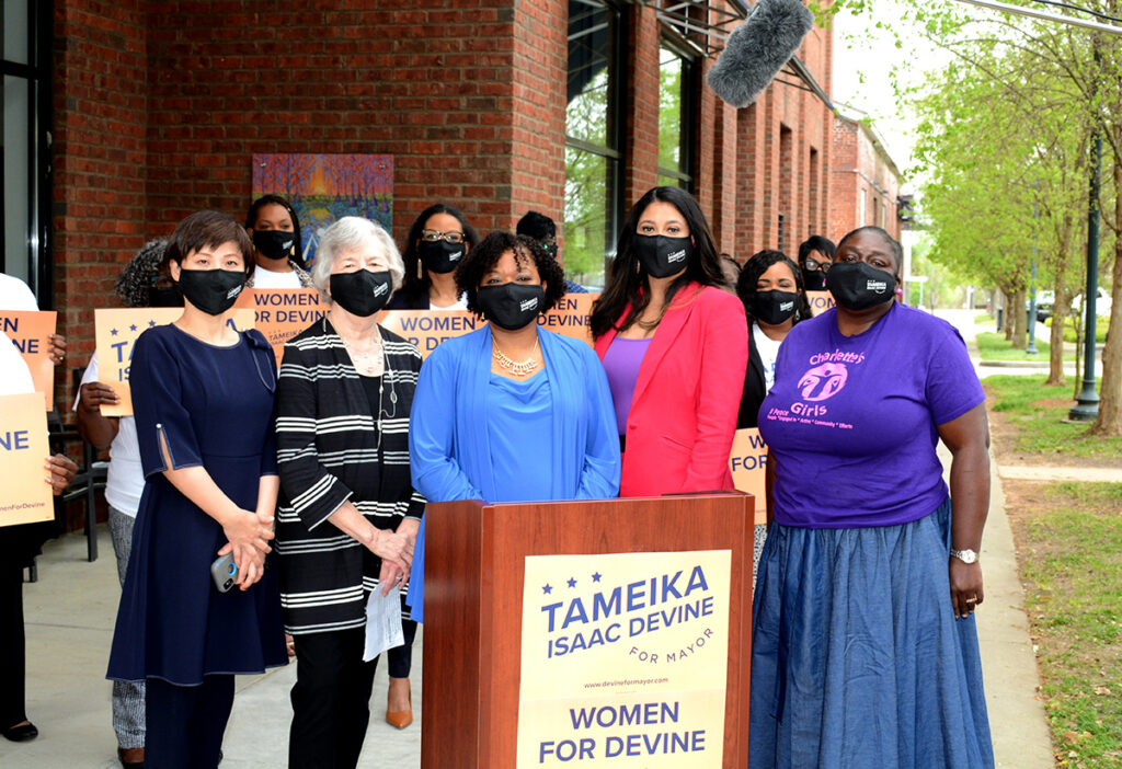 At-Large City Councilwoman Announces Key Endorsements - Tameika Isaac Devine releases list of more than 100 endorsements from women